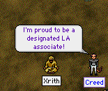 Creed is proud to be a LA Associate